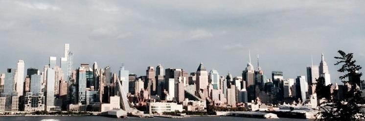 Elegance Of Simplicity   New York Skyline
