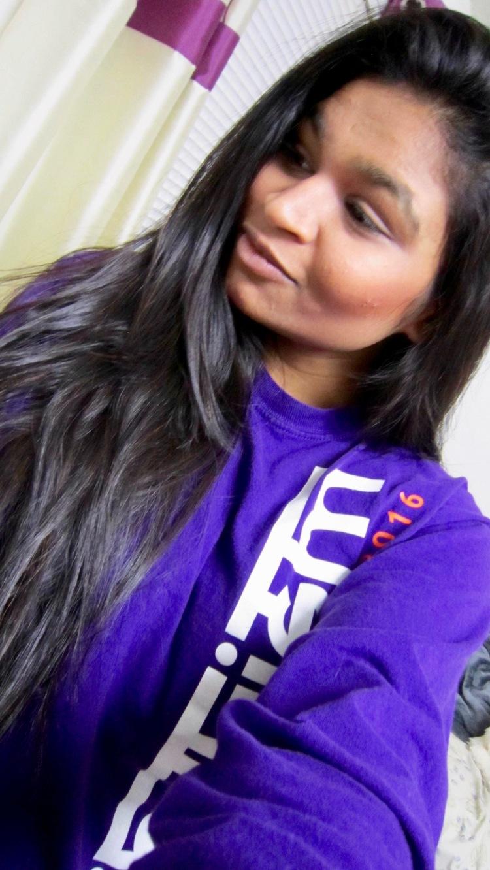 Maitri Patel - Everyday makeup face