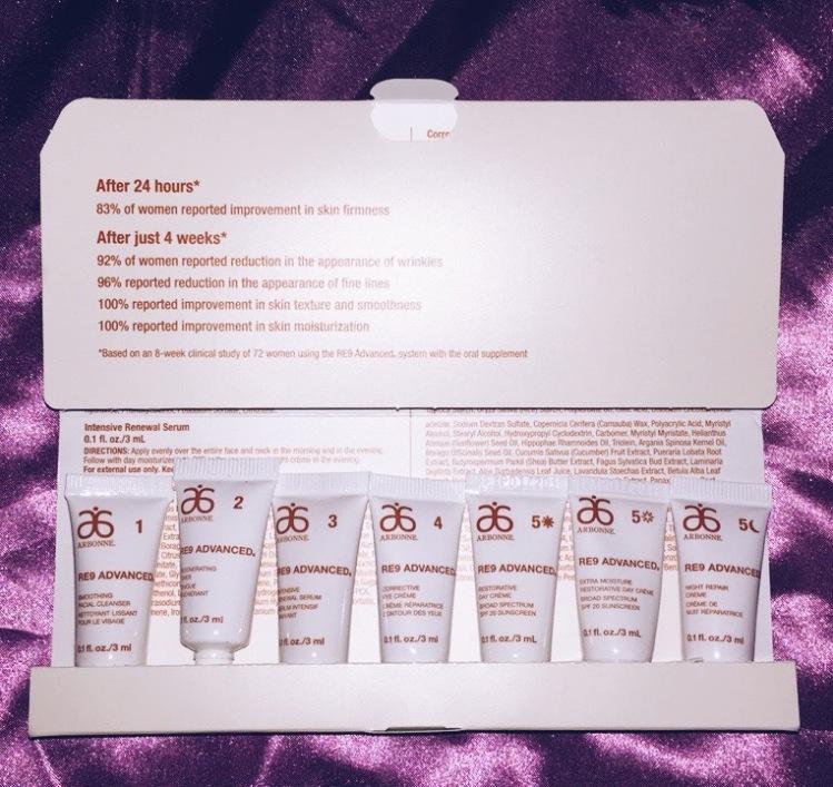 Skin care Arbonne